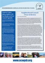 NCWP Newsletter